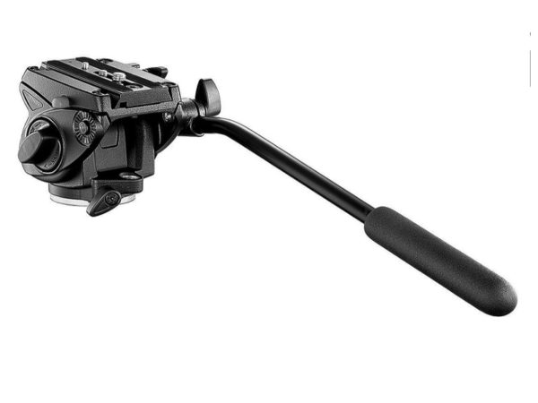 Cabeza fluida para video Manfrotto 701HDV
